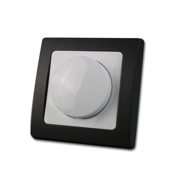 DELPHI Dimmer-Schalter schwarz/weiß 250V/300W