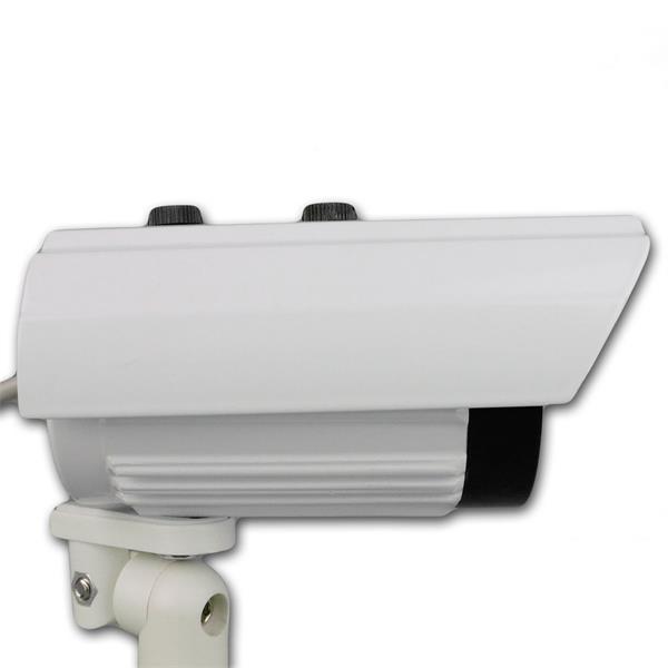36 Hochleistungs-LEDs für max. 30m Sichtweite im Dunkeln
