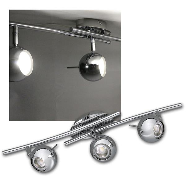 Deckenleuchte CP-3 3W COB LED daylight 250lm, 230V