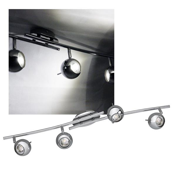 Deckenstrahler CP-4 3W COB LED daylight 250lm 230V
