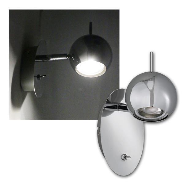 Spotleuchte CP-1, 5W COB LED daylight 420lm, 230V