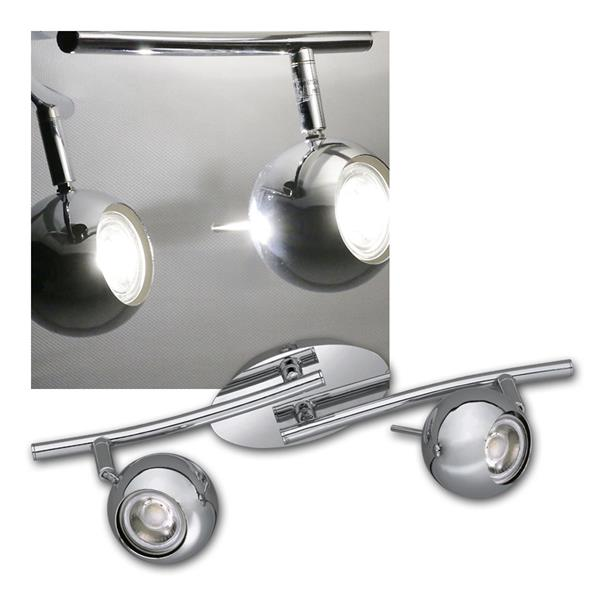 Wandleuchte CP-2, 5W COB LED daylight 420lm, 230V