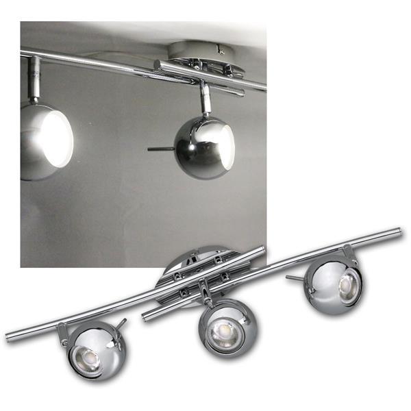 Deckenleuchte CP-3 5W COB LED daylight 420lm, 230V