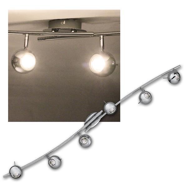 Deckenlampe CP-6, 5W COB LED warmweiß 400lm, 230V