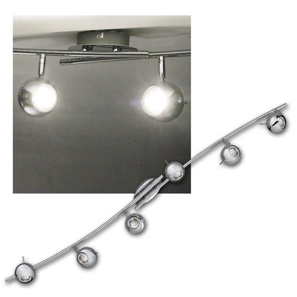Deckenlampe CP-6, 5W COB LED daylight 420lm, 230V