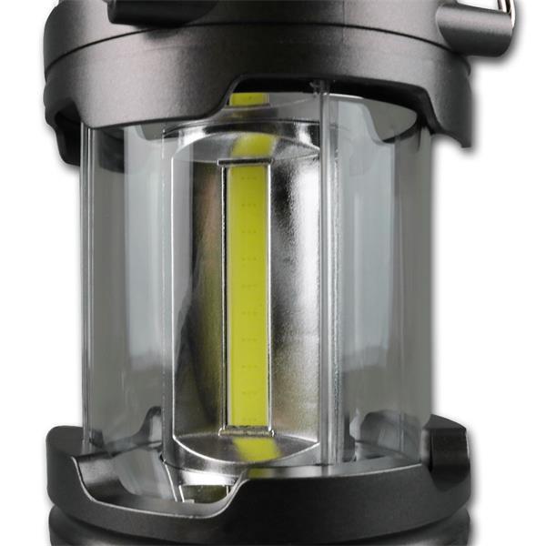 LED Laterne batteriebetrieben ideal für Freizeit oder Arbeit
