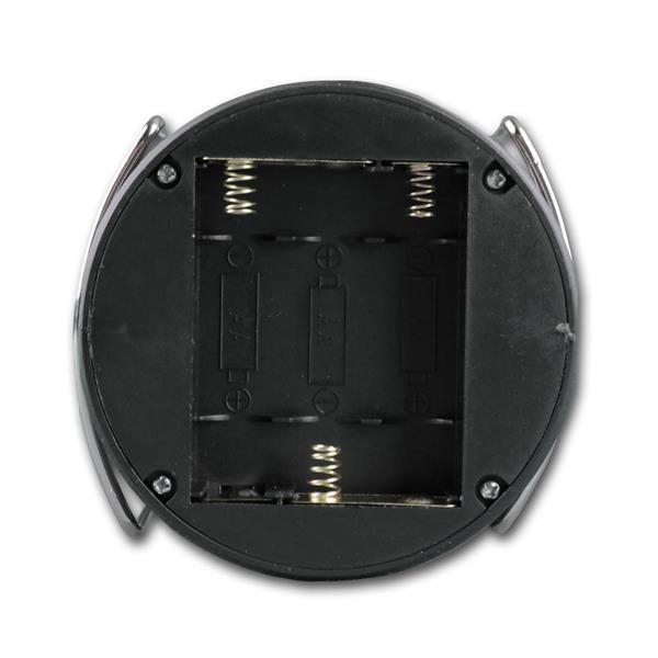 robustes LED Camping-Licht mit Pfiff beim Ein- und Ausschalten