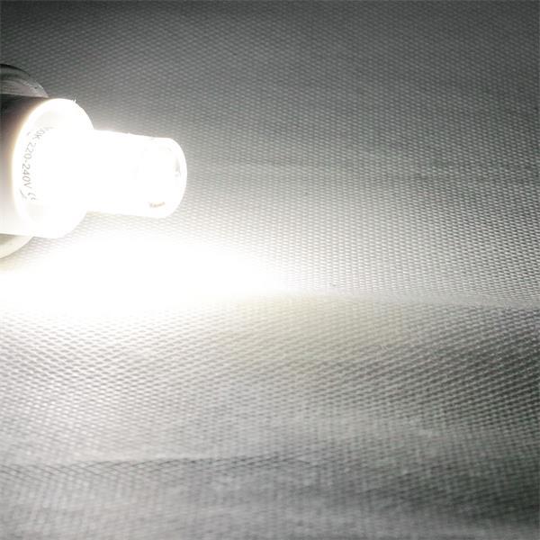 LED Leuchtmittel mit breitem Abstrahlwinkel und 250lm
