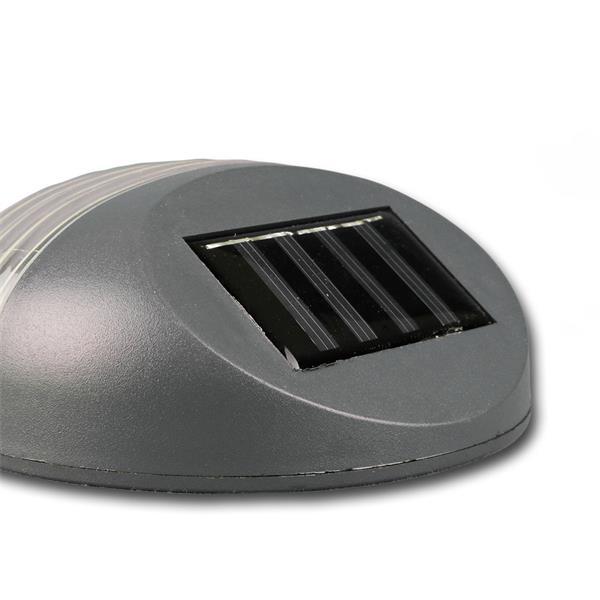 Außenwandleuchte LED mit integriertem Tag- /Nachtsensor