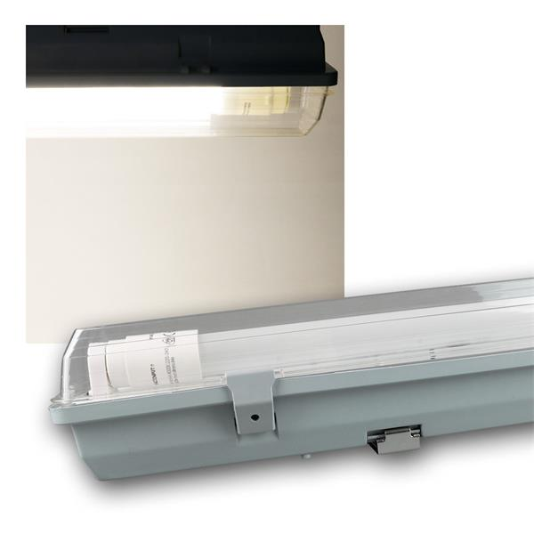LED Feuchtraumleuchte IP65 2100lm 22W 1,5m 4000K