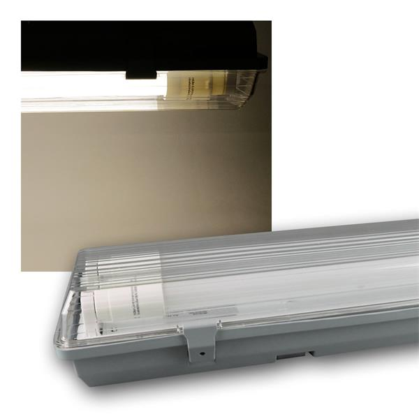 LED Feuchtraumleuchte IP65 3600lm 36W 1,2m 4000K
