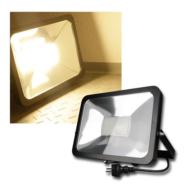 LED Fluter CTF-SL80B warmweiß 5400lm, 80W, IP44