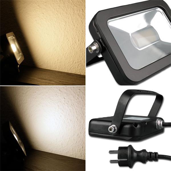 "LED Fluter ""CTF-SL""  in warmweiß oder daylight"
