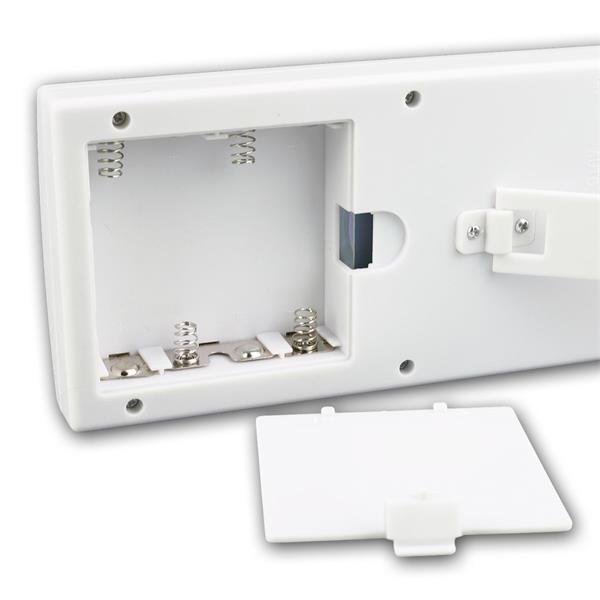 LED Eingangsleuchte batteriebetrieben für 4x AA Mignonbatterien