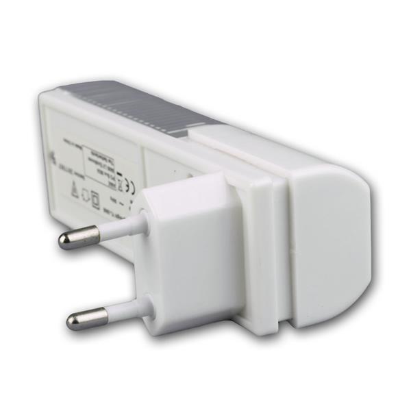 Steckdosenlampe LED energiesparend mit nur ca. 0,5W Verbrauch