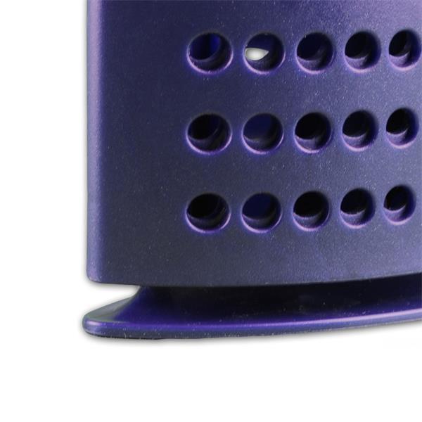 Raumduft Intensität wird durch Hoch/Runterdrücken des Duftdepots gewählt