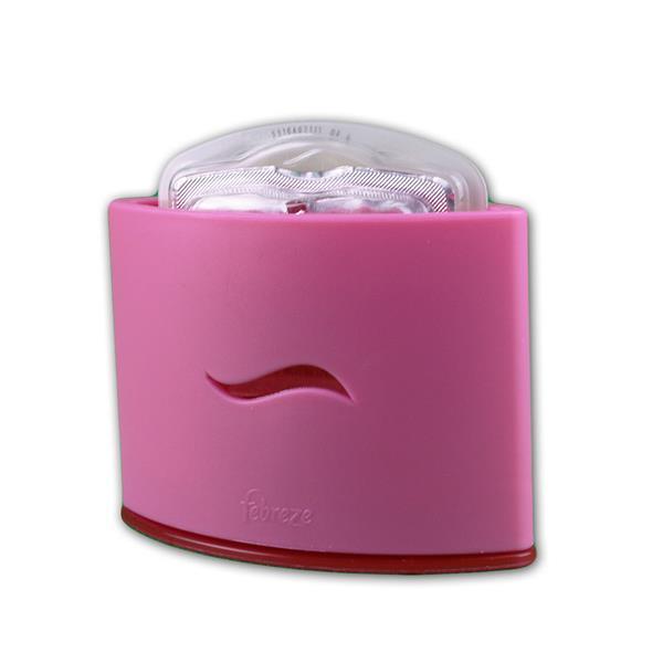 Duftspender Febreze mit 5,5ml Duftflakon für lang anhaltenden Wohlfühlduft