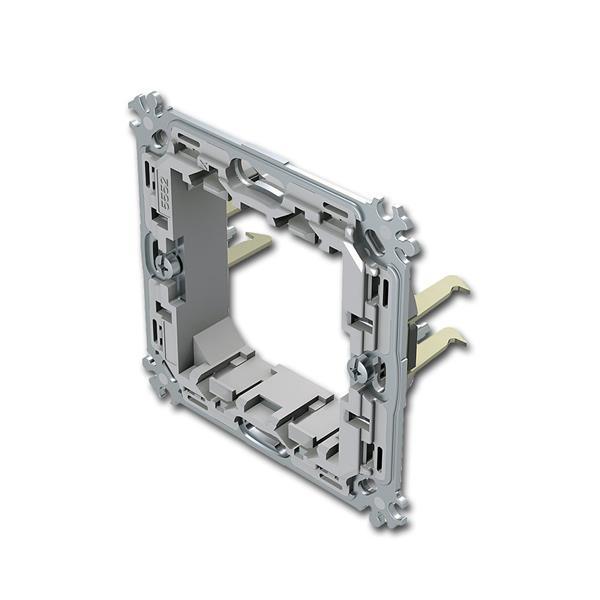 MODUL-PLUS Montageträger, 2M, mit Krallen, Metall