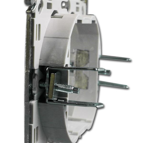 Modul Plus 2M Rahmen mit Krallen zur Befestigung