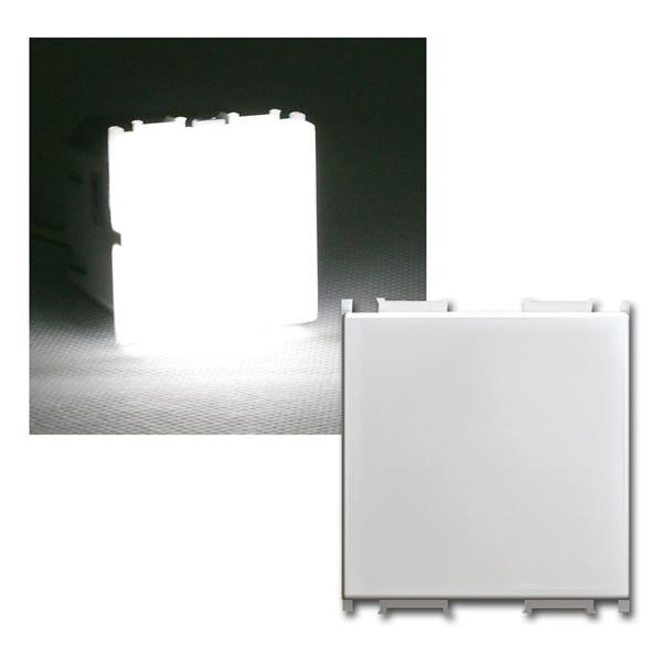 MODUL-PLUS LED Einbauleuchte, 2M, weiß, Lampe