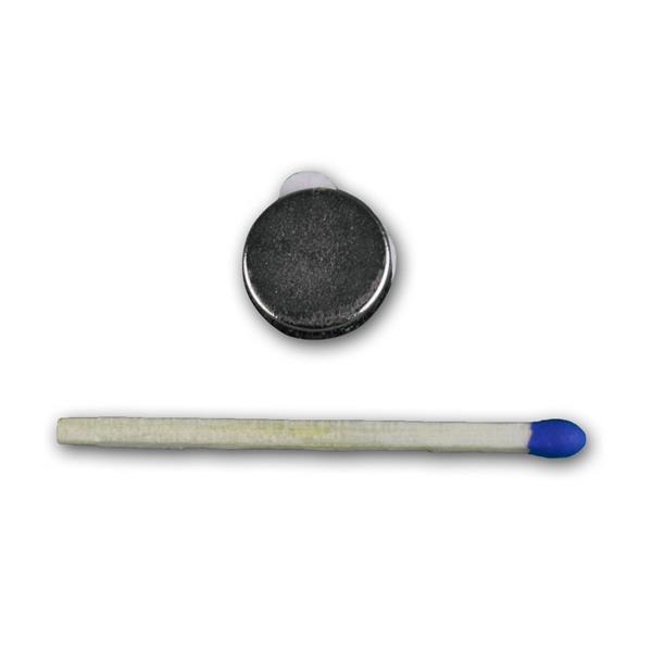 Neodym Magnet mit Super Haftkraft und dem Maß: ca. 12x1,5mm