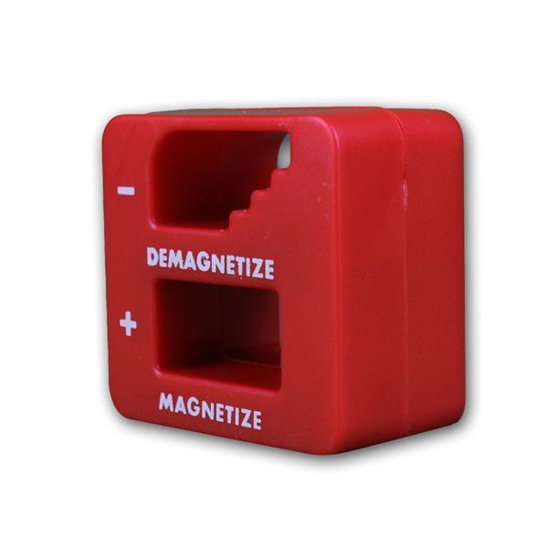 Entmagnetisieren Sie Ihr Werkzeug vorm Arbeiten an elektronischen Bauteilen