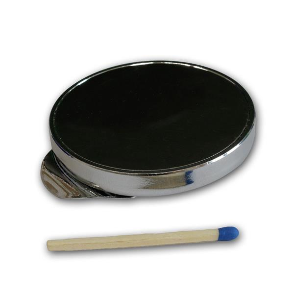 Gürtel-Magnet Clip mit einem Durchmesser von ca. 50mm und 15mm Höhe