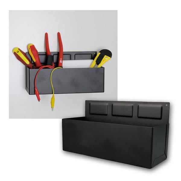 Magnetische Ablage für Werkzeug aus Stahlblech