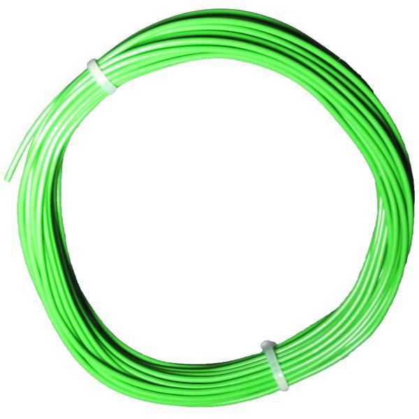 10m Litze flexibel grün 0,5mm² - Ø2mm