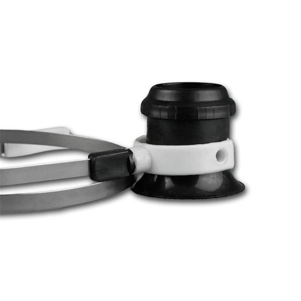 Uhrmacher Okular mit Kopfband, geringem Gewicht und hohem Tragekomfort
