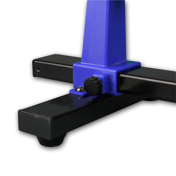 Löthilfe mit verschiebbaren Seitenteilen für Platinen mit einer Breite bis zu 210mm