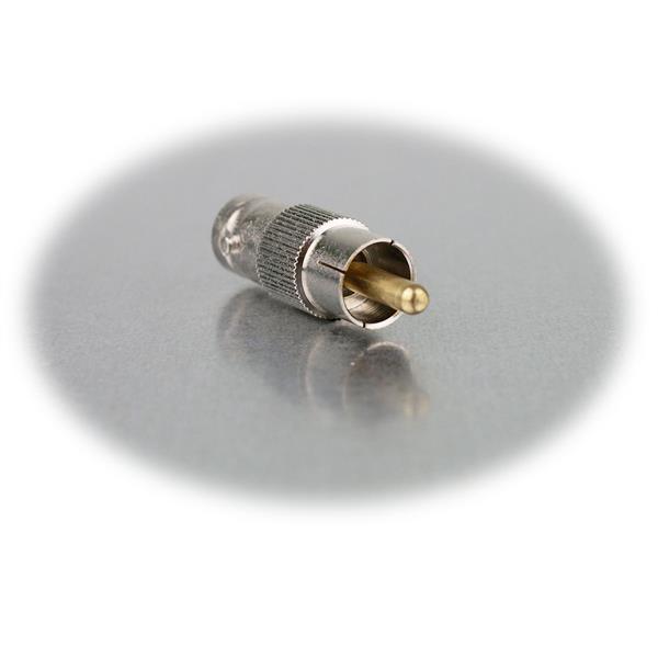 BNC Adapter für Hobbybereich und für den industriellen Einsatz