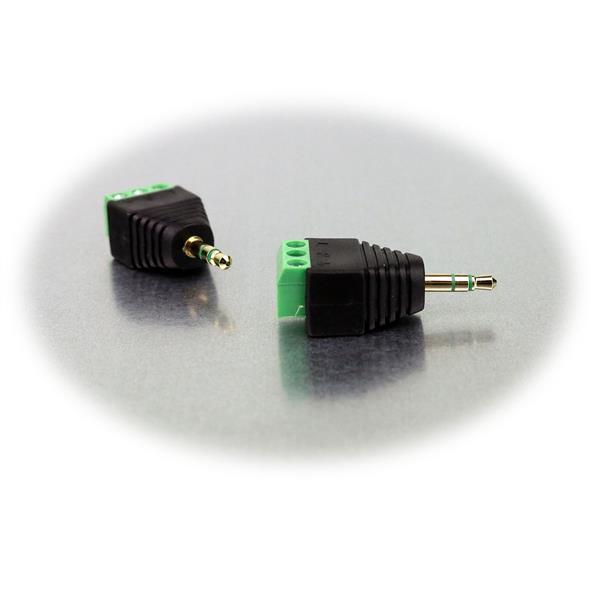 Fixierung von Kabeln mittels Lüsterklemme