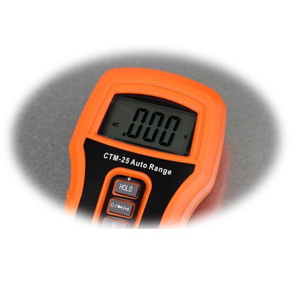 Messgerät zum Erkennen von elektrischen und elektronischen Probleme