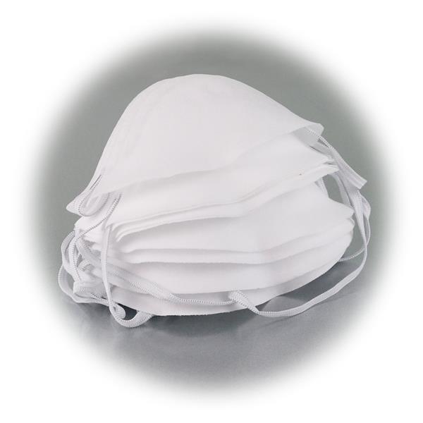 diese Maske bietet Schutz vor gesundheitlichen Schäden beim Arbeiten