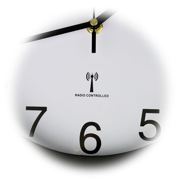 DCF Uhrwerk zur automatischen Synchronisation mit der Funkzeit
