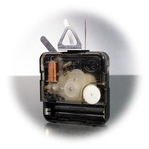 mit einer Mignon-Batterie betriebenes Stellwerk