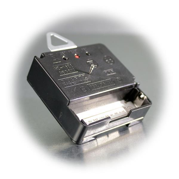 batteriebetriebenes Stellwerk mit Transportsicherung