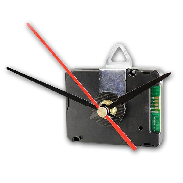 Funk-Uhrwerk DCF mit 3 Zeigersätzen schleichend