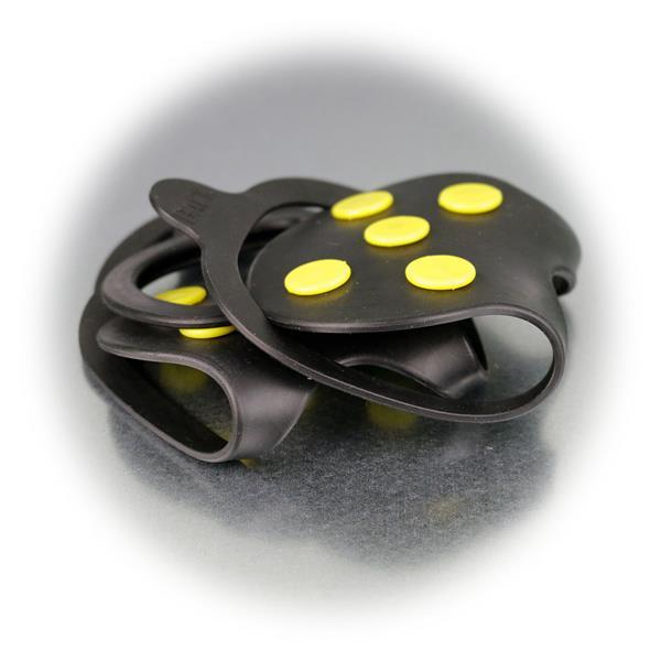 Schuh-Spikes für einen festen und sicheren Tritt