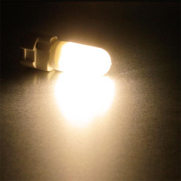 G9 LED Leuchtmittel mit 270lm ist vergleichbar mit 25W Halogenleuchtmittel