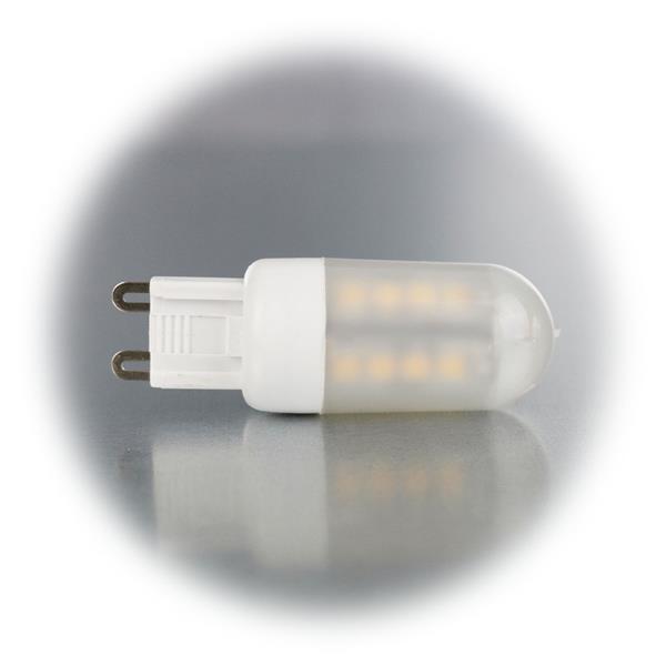 dimmbarer G9 LED Stiftsockel-Strahler mit einer hellen SMD LEDs