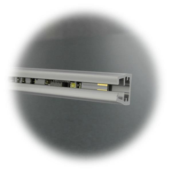 LED Schiene mit 4 SMD LEDs für besondere Licktakzente