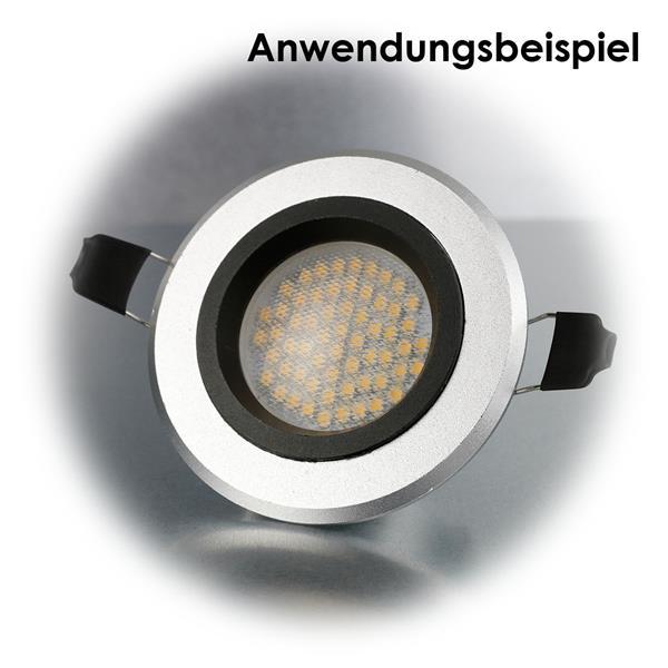 die hochwertigen Halteklammern gewährleisten einen fester Sitz