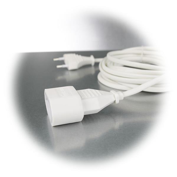 Anschlussleitung für 230V Geräte mit Euro-Netzstecker