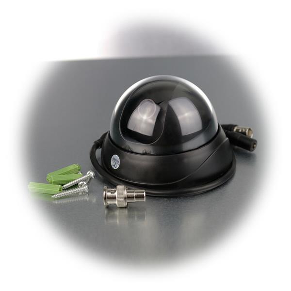 Überwachungskamera mit CCD Sensor mit Infrarot
