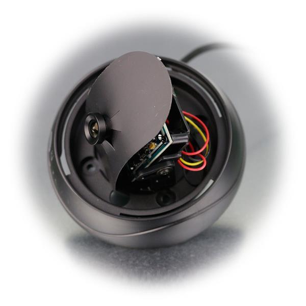 Stromversorgung 12V DC, Netzteil nicht im Lieferumfang