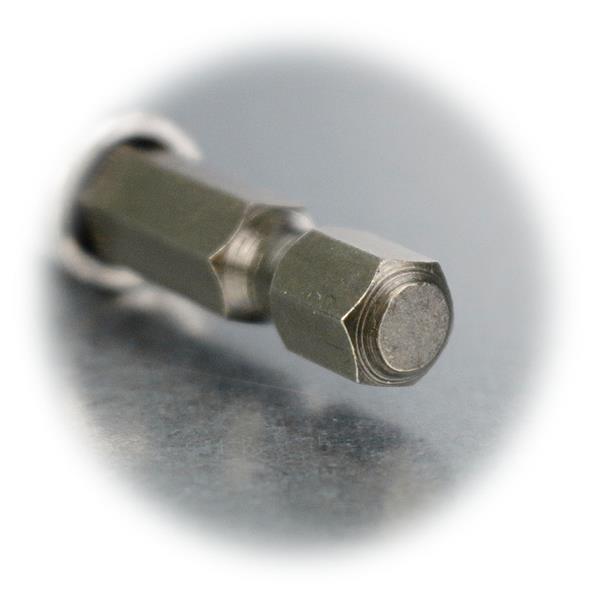Bitverlängerung für Bohrmaschinen und Schraubendreher