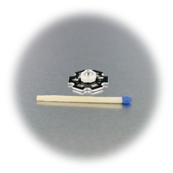 LED Chip mit Highpower LED in kleinen Abmaßen