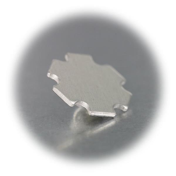 Hochleistungs LED mit wärmeableitender Aluminiumplatte